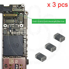 3 X Fusible de filtro de luz de fondo FL4211 FL4212 FL4213 para iPhone 6S 6S Plus +