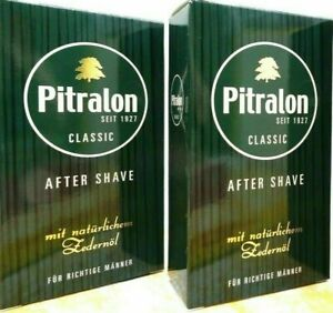 PITRALON  Classic  After Shave  >   2 x 100 ml