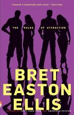 Vintage Contemporaries: The Rules of Attraction by Bret Easton Ellis (1998, Pape