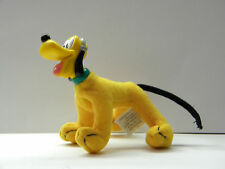 Pluto Dog Disney Stuffed Toy Pluto Legs Move with Head Phones Yellow