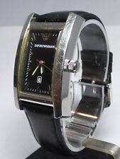Attractive EMPORIO ARMANI AR-0121 Black Dial Ladies Watch