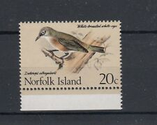 Norfolk Island 1971 Uccelli MNH