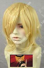 VOCALOID / MEIKO / Len Short Cosplay Blonde Wig   X203