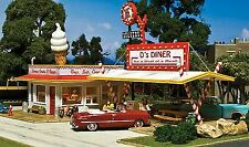 WOODLAND SCENICS HO SCALE D'S DINER | BN | 5188
