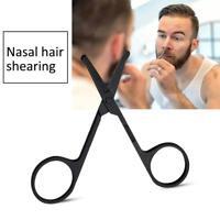 Scissors Moustaches Beard Nasal Nose Hair Ear Eyebrows Trimmer Cutter Clipper