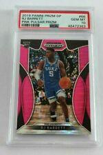 RJ Barrett Pink Pulsar Prizm RC PSA Gem Mint 10 New York Knicks Draft Pick #66