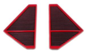 BMC 2013+ Jaguar F-Type 3.0 Kompressor Replacement Panel Air Filters (Full Kit)