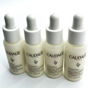 4x CAUDALIE Vinoperfect Radiance Serum Complexion Correcting 0.3oz/10ml Each