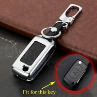 Fit For Peugeot 308 408 RCZ Accessories Key Holder Bag Fob Case Pack Shell Cover