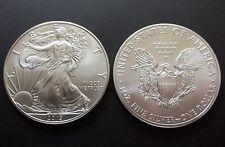 USA 1 dollari 2013 American Silver Eagle 1 Onza ARGENTO 1 Oncia 999/1000 LIBERTY **