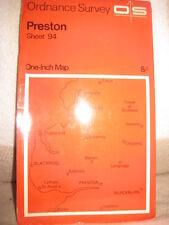 O/S MAP of PRESTON - sheet 94