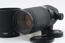 Sigma AF APO 180mm F/3.5 Macro EX HSM D Lens For Nikon [Very good] 06-Z43