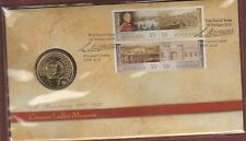 2010 -  Lachlan Macquarie   -   Stamp and  Coin  PNC