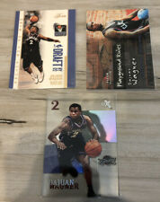 DAJUAN WAGNER Lot Of 3 Inserts Rookies Cleveland Cavs Basketball NBA 🏀🏀
