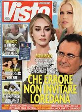 Visto 2016 36#Cristel Carrisi, Al Bano & Loredana Lecciso,Elisabetta Gregoraci,k