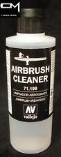 Limpiador de Aerógrafo Acrílico-Botella 200ml Vallejo Modelo Air 71.199 - Preventa -