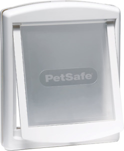 PetSafe Original 2-Way Lock Pet Door Flap Small Safety Locking Durable Cat Dog