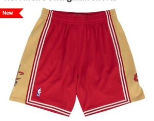 NBA Authentic Throwback Cleveland Cavaliers Mitchell & Ness Swingman Shorts