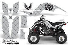 ATV Decal Graphic Kit Quad Sticker Wrap For Yamaha Raptor 660 2001-2005 SSR K S