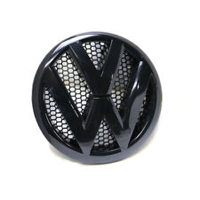 VW T5 Schwarzes Zeichen 7E0853601D 041 Emblem Logo Kühlergrill