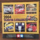 Vintage Tamiya 2004 Radio Control Catalog Brochure R/C RC Toy Tank Car