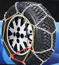 feingliedrige Schneeketten 185/80 R 14 für PKW mit Ö-Norm V 5117 - Ketten 809