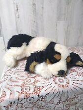 Vintage 1985 Tri English Cocker Spaniel Pup Avanti Applause Realistic Dog Plush