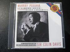 MURRAY PERAHIA SCHUMANN/GRIEG - PIANO CONCERTOS - SIR COLIN DAVIS