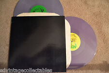 BLOODCUM NOT-US OUTCAST I. SINPHONY Wild RagsThrash Metal private RECORD LP VG++