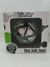 The Cell Puzzle By The Lab Test: Wooden Puzzles of Scientific Proportions  #4