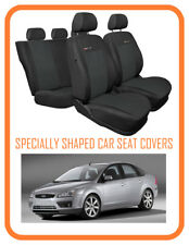 Ford Focus Mk2 2004 - 2010 saloon tailored seat covers - full set