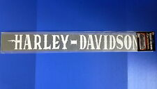 Harley-Davidson Rear Window Decal Sticker Windshield 3760 NEW