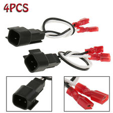 4x Car Speaker Connector Harness Wires Adapter for Ford Linclon Mercury 72-5600
