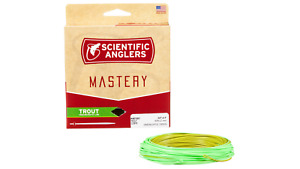 SCIENTIFIC ANGLERS MASTERY TROUT Freshwater Fly-Line