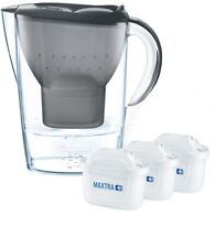 Longlife 120 L Cartouche BWT Filtre à eau pichet 2.7 L vert avec 1 x Magnésium Mg2
