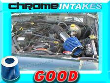 BLUE 93 94 95 96-98 JEEP GRAND CHEROKEE/LAREDO 5.2L 5.9L V8 AIR INTAKE KIT S