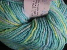 "Trendsetter /""GEISHA/"" Knit//Crochet Novelty Yarn #1 Cream Earth 1sk"