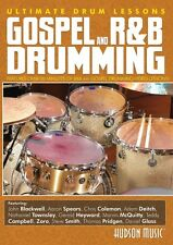 Gospel and R&B Drumming Ultimate Drum Lessons Series DVD NEW 000321124