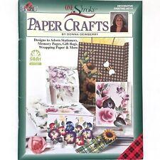 Donna dewberry One Stroke artesanías de papel Pintura Decorativa Cuadros 9714
