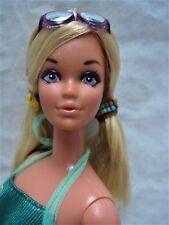 Vtg Barbie PJ 80s DOLL & CLOTHES Lot SUNSATIONAL W OSS 1982 1187
