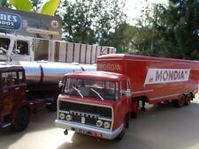 BERNARD TDA 160/35 Camion Semi Remorque Déménagements MONDIA  1/43 Neuf