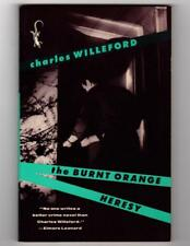 The Burnt Orange Heresy by Charles Willeford
