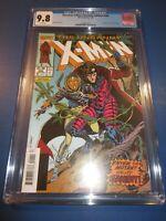 Uncanny X-men #266 Facsimile Reprint 1st Gambit CGC 9.8 NM/M Gorgeous Gem Wow