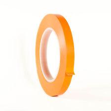 Zierlinienband Fineline Konturenband Klebeband 9 mm x 55 m für Autolack orange