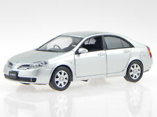 Nissan Primera P12 2002 silver diecast modelcar F43-049 First43 1:43