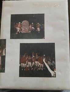 1967 MORNINGSIDE HIGH SCHOOL YEARBOOK INGLEWOOD CA VICKI LAWRENCE, STAN LOVE NBA