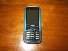 RARE TELEPHONE NOKIA 5000 / 5000D-2 / 5000 D2 RM-362 Bleu / Blue VINTAGE