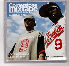 (GP249) Cornerstone #53 Mix Tape, 2CD - 2003 DJ CD