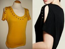 TU Hip Length Scoop Neck Tops & Shirts for Women
