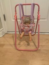 Doll Swing and Carrying Pack